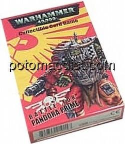 Warhammer 40K CCG: Pandora Orks Starter Deck