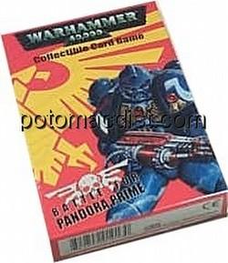 Warhammer 40K CCG: Pandora Space Marines Starter Deck