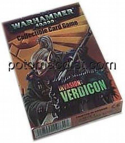 Warhammer 40K CCG: Verdicon Alaitoc Starter Deck
