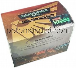 Warhammer 40K CCG: Verdicon Starter Deck Box
