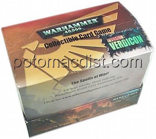 Warhammer 40K CCG: Verdicon Starter Deck Box
