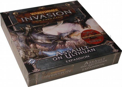Warhammer Invasion LCG: Assault on Ulthuan Expansion Box