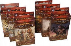 Warhammer Invasion LCG: The Enemy Cycle Battle Pack Set (6 packs/1 of each)