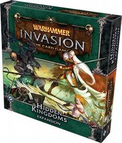 Warhammer Invasion LCG: Hidden Kingdoms Expansion Box
