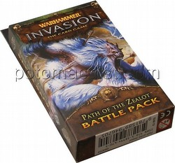 Warhammer Invasion LCG: The Corruption Cycle - Path of the Zealot Battle Pack