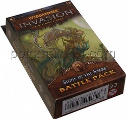 Warhammer Invasion LCG: The Morrslieb Cycle - Signs In The Stars Battle Pack