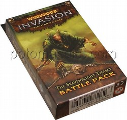 Warhammer Invasion LCG: The Corruption Cycle - The Skavenblight Threat Battle Pack
