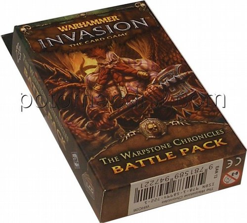 Warhammer Invasion LCG: The Corruption Cycle - The Warpstone Chronicles Battle Pack