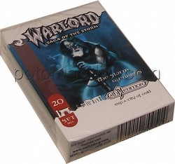 Warlord CCG: 4th Edition Exp. #4 City of Gold - The Storm Awakens Adventure Path Set (#20)