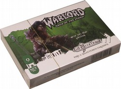 Warlord CCG: 4th Edition Exp. 1 Shattered Empires - War on the Plains Adventure Path Set (#9)