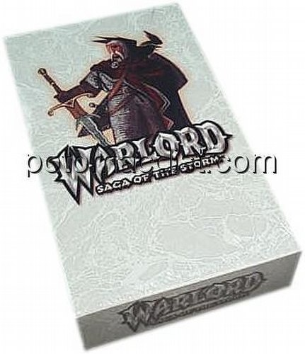 Warlord CCG: Saga of the Storm Booster Box