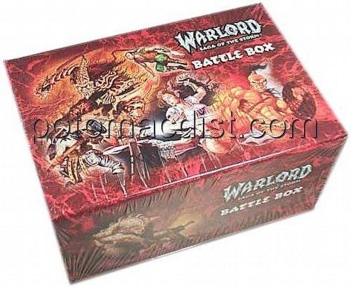 Warlord CCG: Saga of the Storm Battle Box