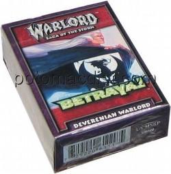 Warlord CCG: Betrayal Deverenian Starter Deck