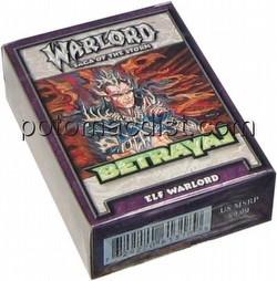 Warlord CCG: Betrayal Elf Starter Deck