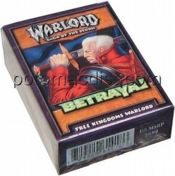 Warlord CCG: Betrayal Free Kingdoms Starter Deck