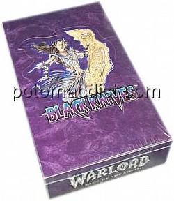 Warlord CCG: Black Knives Booster Box