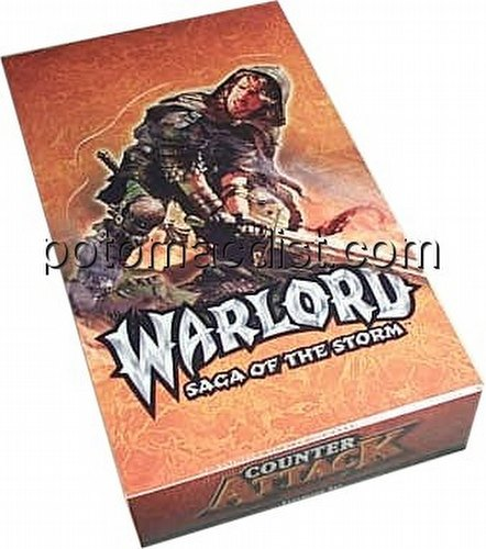 Warlord CCG: Counter Attack Booster Box