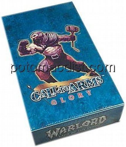 Warlord CCG: Call to Arms Glory Booster Box