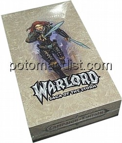 Warlord CCG: Campaign Edition Booster Box