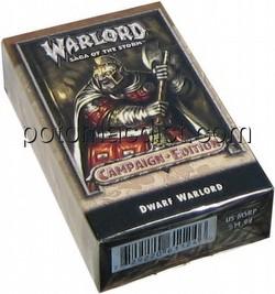 Warlord CCG: Campaign Edition Dwarf Starter Deck