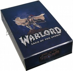 Warlord CCG: Eye of the Storm Booster Box