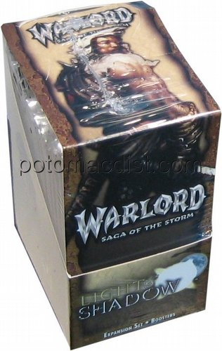 Warlord CCG: Light & Shadow Booster Box
