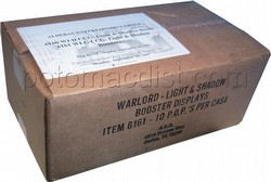Warlord CCG: Light & Shadow Booster Box Case [10 boxes]
