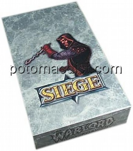 Warlord CCG: Siege Booster Box