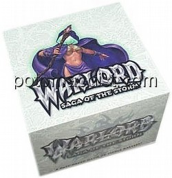 Warlord CCG: Saga of the Storm Starter Deck Box