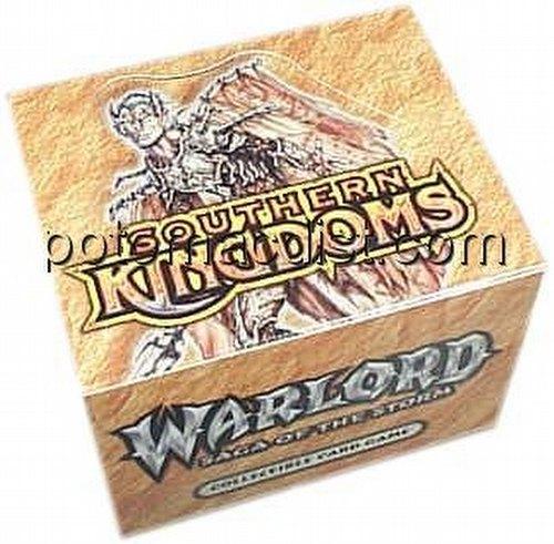 Warlord CCG: Southern Kingdoms Starter Deck Box
