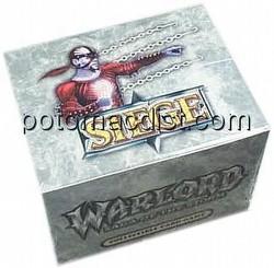 Warlord CCG: Siege Starter Deck Box
