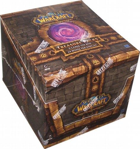World of Warcraft Trading Card Game [TCG]: 2011 Treasure Pack Box