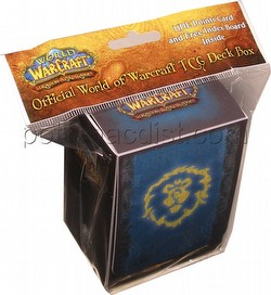 World of Warcraft Trading Card Game [TCG]: Alliance Deck Box