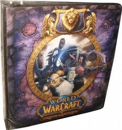 World of Warcraft Trading Card Game [TCG]: Horde 3-Ring Binder