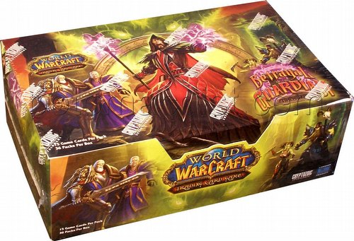 World of Warcraft TCG: Timewalkers - Betrayal of the Guardian Booster Box