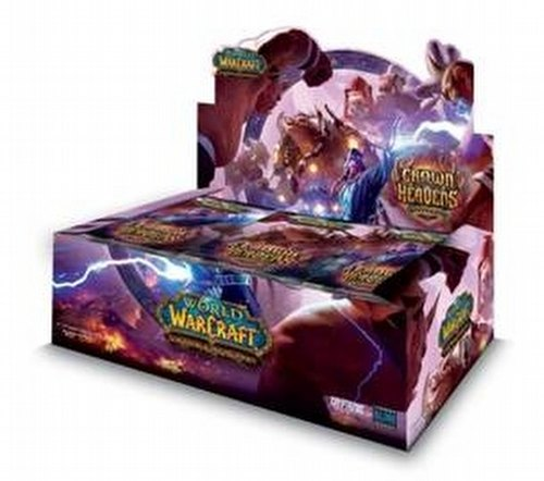 World of Warcraft Trading Card Game [TCG]: Aftermath - Crown of the Heavens Booster Case [12 boxes]