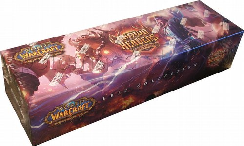 World of Warcraft Trading Card Game [TCG]: Aftermath - Crown of the Heavens Epic Collection Box
