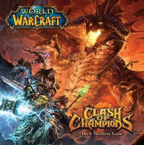 World of Warcraft Deckbuilding Game: Clash of Champions Box Case [6 boxes]