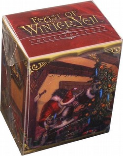 World of Warcraft Trading Card Game [TCG]: Feast of Winter Veil Deck Box