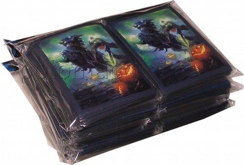 World of Warcraft Trading Card Game [TCG]: Headless Horsemen Deck Protectors [5 packs]