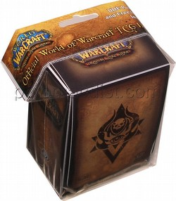 World of Warcraft Trading Card Game [TCG]: Landro Deck Box (Neutral Deck Box)