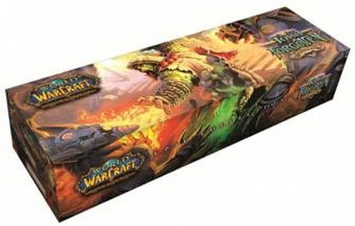 World of Warcraft Trading Card Game [TCG]: Aftermath - Tomb/Forgotten Epic Collection Case[12 boxes]