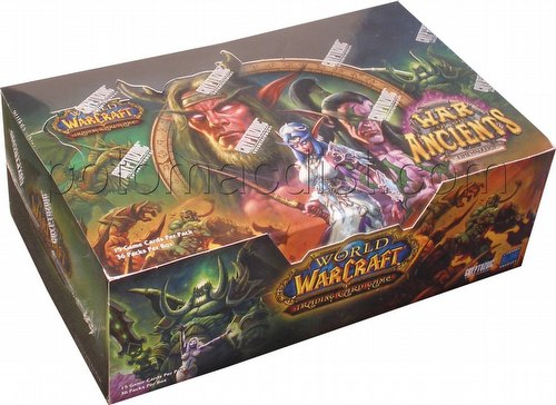 World of Warcraft TCG: Timewalkers - War of the Ancients Booster Box