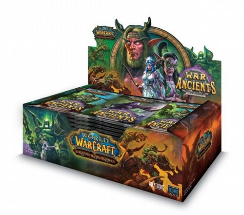 World of Warcraft Trading Card Game [TCG]: Timewalkers - War of the Ancients Booster Case [12 boxes]