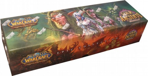 World of Warcraft Trading Card Game [TCG]: Timewalkers - War of the Ancients Epic Collection Box