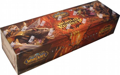 World of Warcraft TCG: Worldbreaker Epic Collection Box