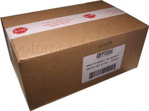 World of Warcraft Trading Card Game [TCG]: Scourgewar Wrathgate Booster Box Case [12 boxes]