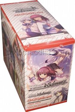 Weiss Schwarz (WeiB Schwarz): Angel Beats! Re:Edit Trial Deck Box [English]