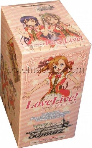 Weiss Schwarz (WeiB Schwarz): Love Live! Booster Box [English]