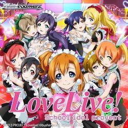 Weiss Schwarz (WeiB Schwarz): Love Live! Booster Box Case [English/16 boxes]